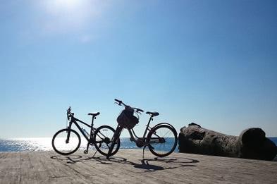 レンタル自転車‐台湾サイクリング